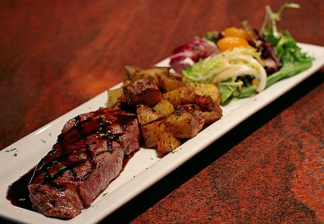 Steak [ © waferboard Flickr ]