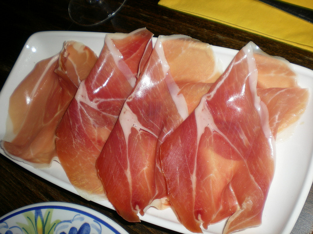 Jamon|© tedesco57 Flickr