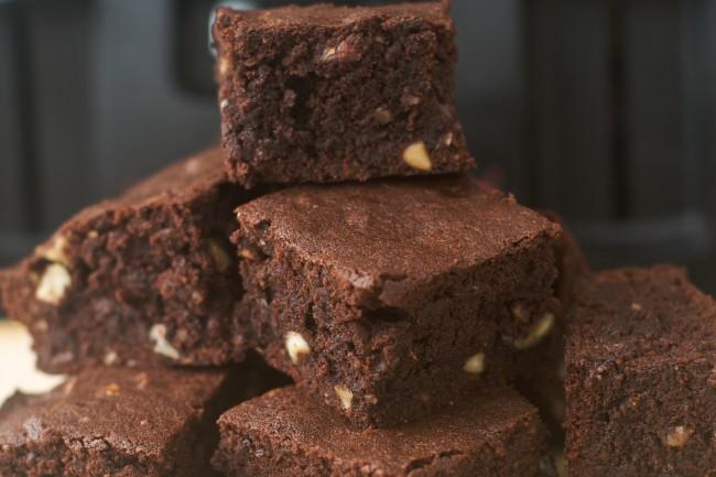 Gluten free chocolate and hazelnut brownies | © David Wagner / Flickr