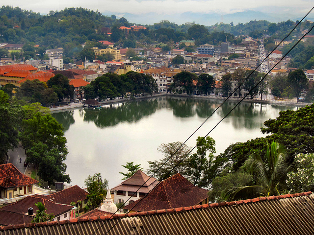 Kandy | © Ronald Saunders/Flickr