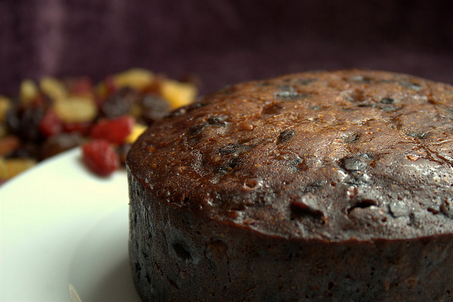 Fruit Cake | © bongo vongo/Flickr