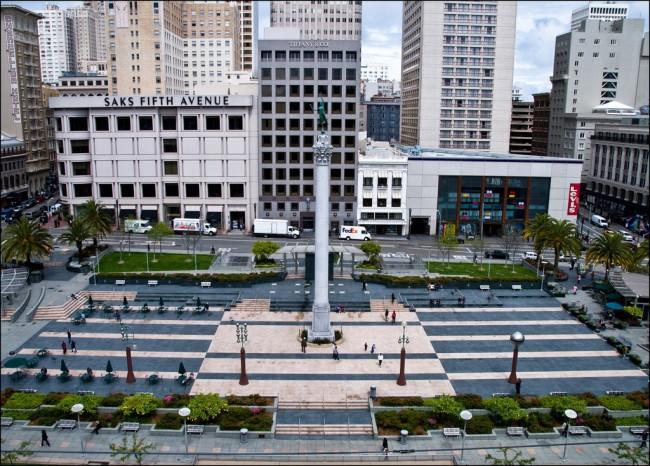 Union Square   © Tony Fischer/Flickr