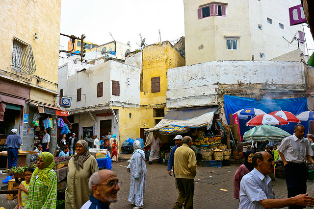 Casablanca I © Kieren Messenger/Flickr