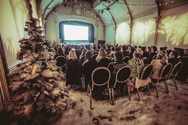 Christmas Screening Wonderland | Courtesy of Pop Up Stores