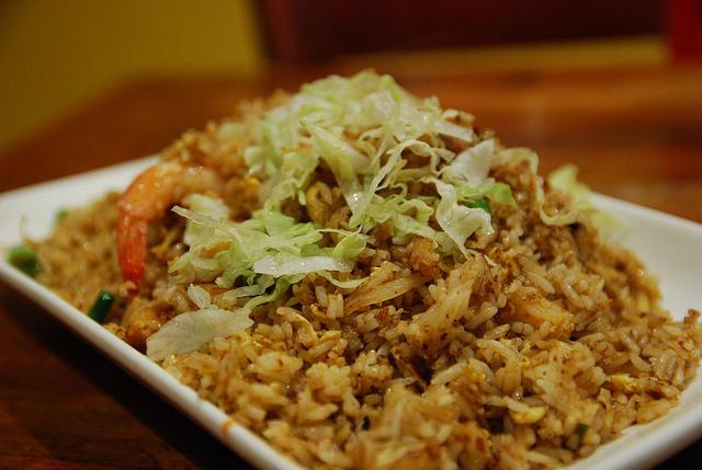 Nasi Goreng [ © Alpha|Flickr]