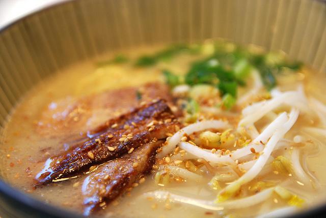 Japanese pork soup I © Alpha/Flickr