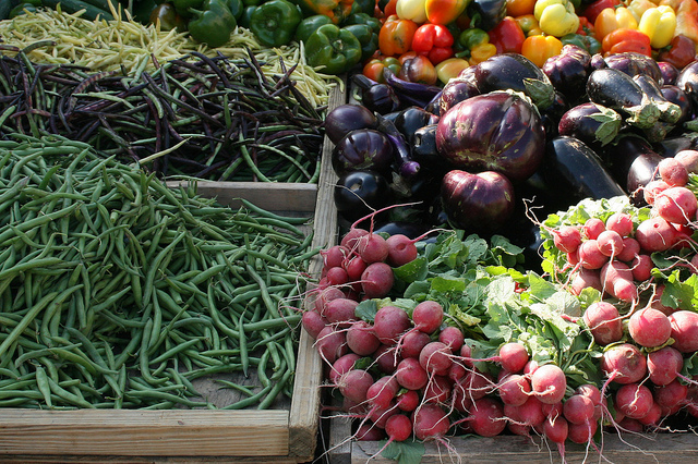Farmers Market| © Cliff/Flickr