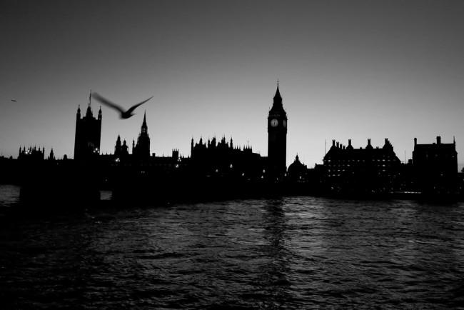 London Overground | © August Brill/Flickr