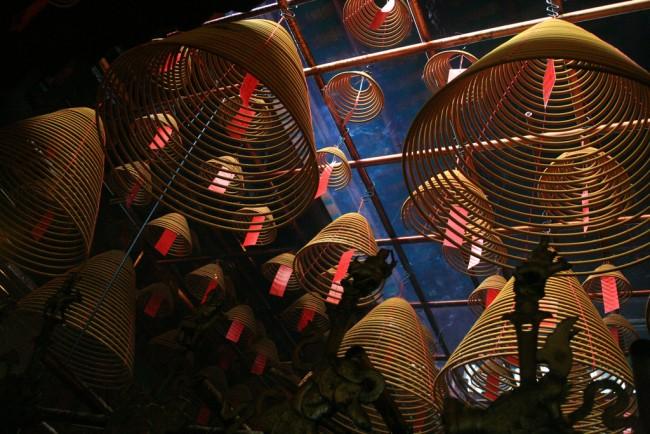 Man Mo Temple © LASZLO ILYES/Flickr