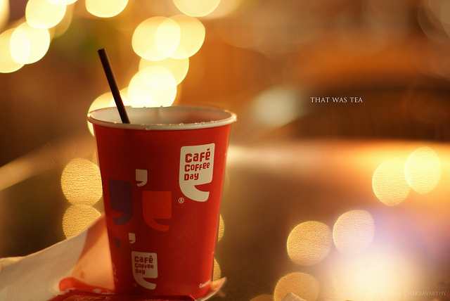 That was tea | © KalyanChakravarthy/Flickr