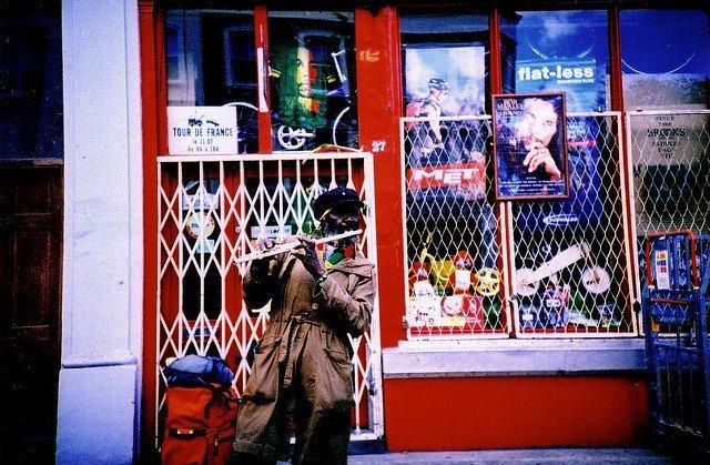 Reggae flute I © Stuart Boreham/Flickr