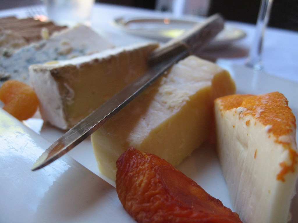Cheese Plate ©Ron Dollete