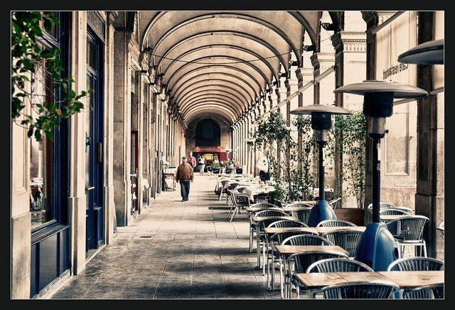 Plaça Reial | © Bert Kaufmann / Flickr