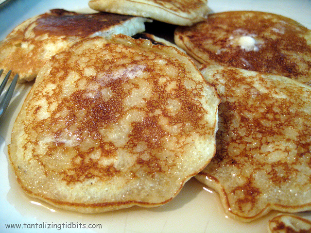 Johnny Cakes| © merri/Flickr