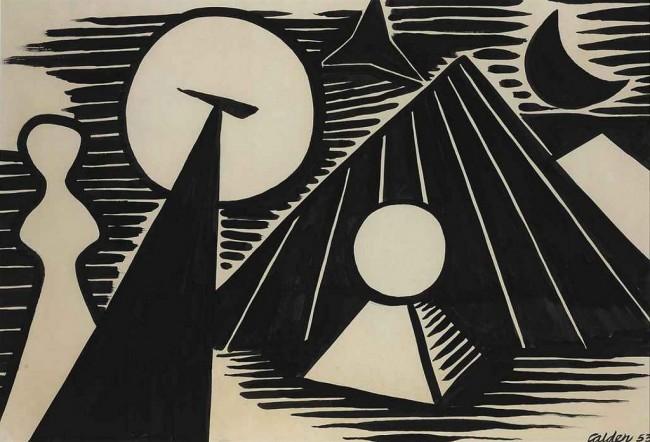 Alexander Calder - Untitled (1953) | © cea +/Flickr