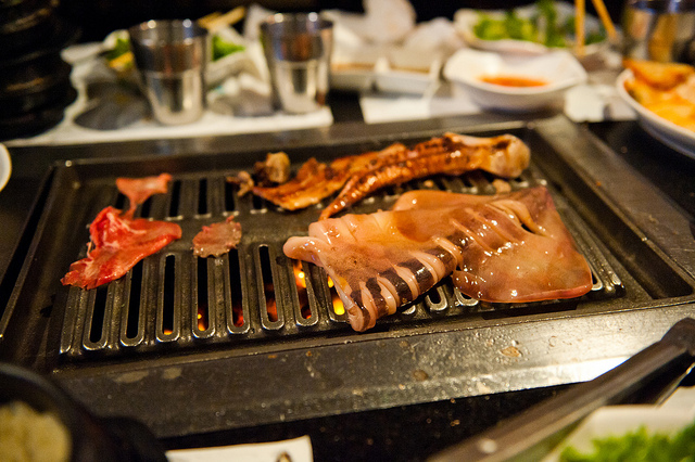 Korean BBQ [ © JOH_2064|Flickr ]
