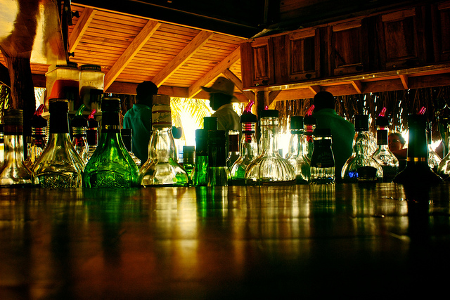 Jamaican bar I © Karl Kyhl/Flickr