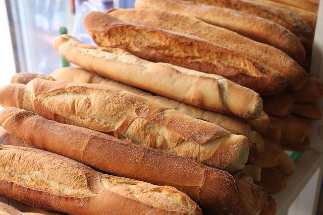 French Style Bread   © RichardAllaway/Flickr
