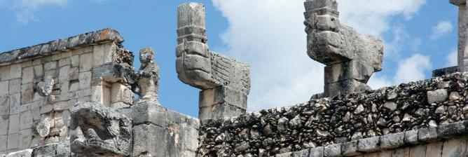 aesthetics of beauty and power ten maya and aztec sites in mexico