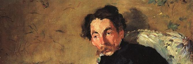 the life and early works of stephane mallarme Portrait of stéphane mallarmé by edouard manet  the major work of mallarmé's  early years (though like many of his grand projects,  as life shrinks to an  abolished bauble inanely echoing, something like the music of the.