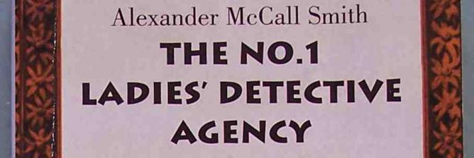 the no 1 ladies detective agency mma Mma precious ramotswe is botswana's first lady detective a traditionally-built beauty, she's been interested in solving puzzles and mysteries since her childhood retaining many traditional values, she's suspicious of technology and holds quite old-fashioned ideas about decency as a detective, she's primarily intuitive.