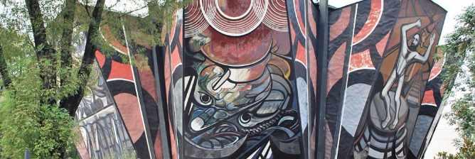 Murales De Bellas Artes Mexico