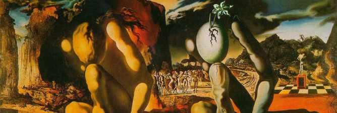 Dali S Metamorphosis Of Narcissus A Classic Greek Myth