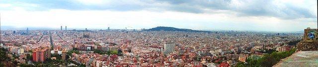 Panorámica Barcelona | © Ricard Aparicio/Flickr