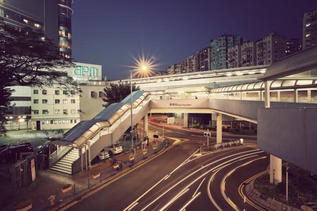 Hong Kong streets © 仁仔 何/Flickr