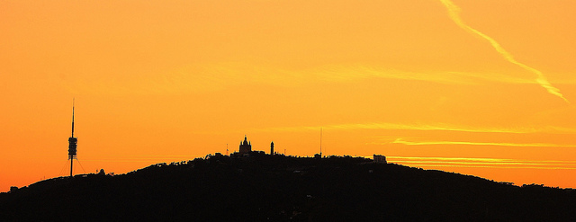 Barcelona Sunset | © Ricard Aparicio/Flickr