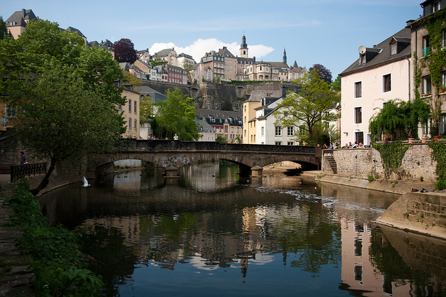 Clausen, Luxembourg © Flavio Ensiki/Flickr