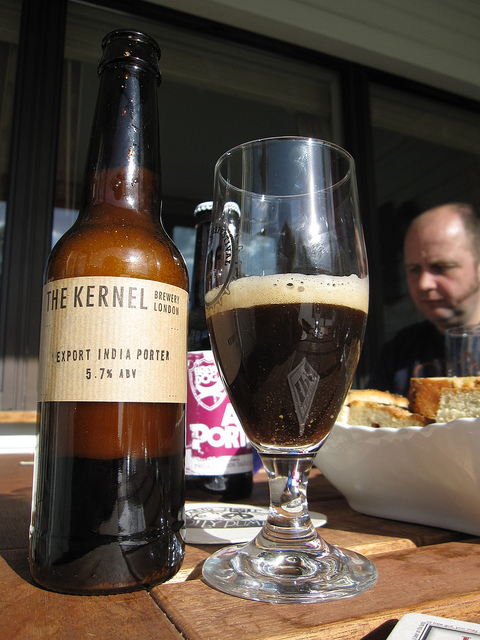 The Kernel Export India Porter | © Bernt Rostad/Flickr