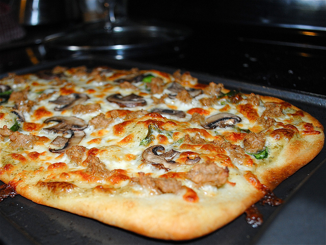 Pizza | © Sarina/Flickr