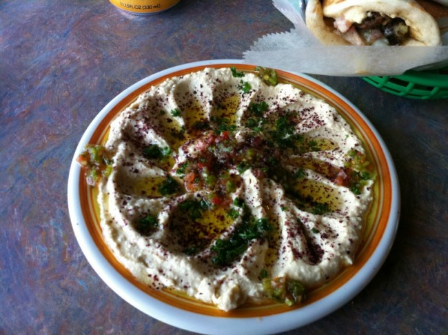 Hummus © THE DLC/Flickr