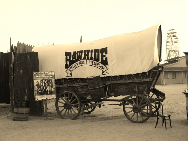 Rawhide © marada/Flickr