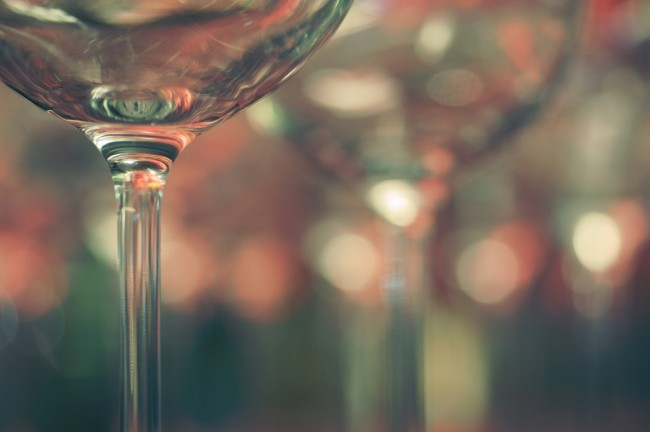 Wine Glasses | © Nick Harris / Flickr
