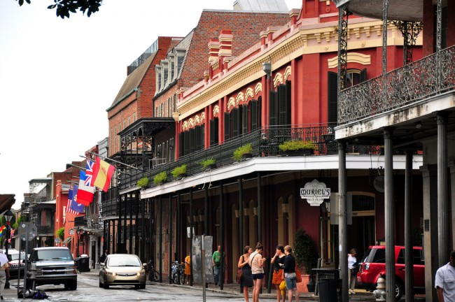 Muriel's Jackson Square |© Kimberly Vardeman/Flickr