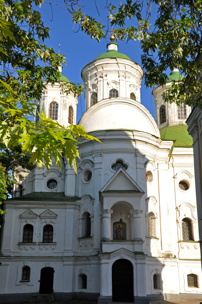Florovsky Monastery | © Jennifer Boyer/Flickr