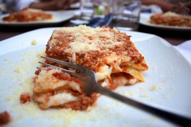 Lasagna. OHYES. | © beccafawley/Flickr