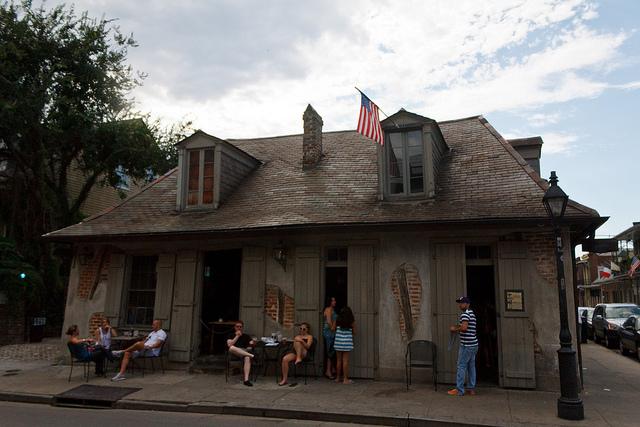 Lafitte's Blacksmith Shop Bar | © Gary Wood/Flickr