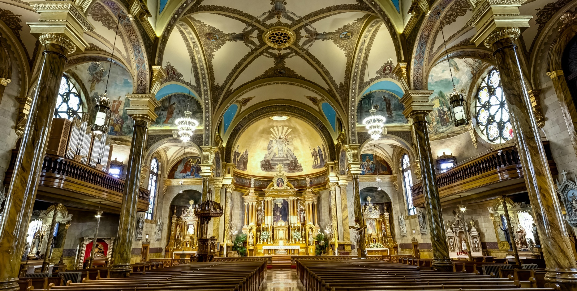 The Most Beautiful Churches In Chicago