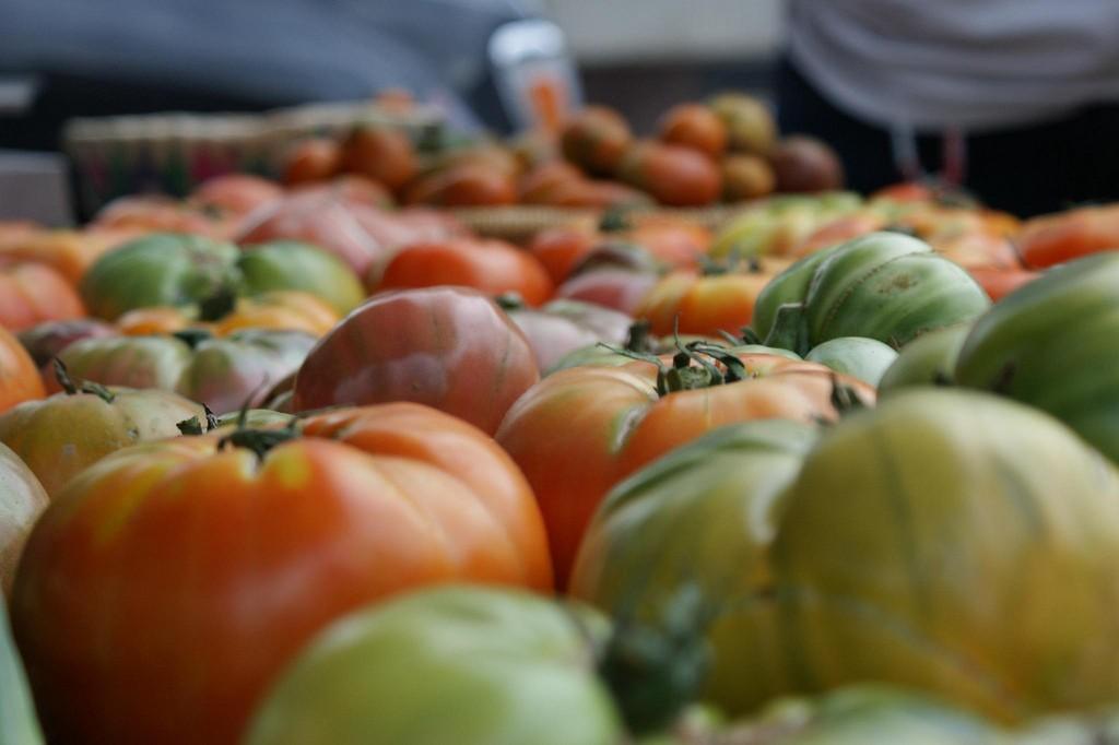 Farmers Market © Gemma Billings/flickr