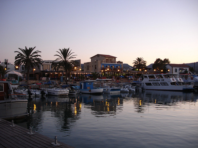 Latchi Harbor I © sk12/Flickr