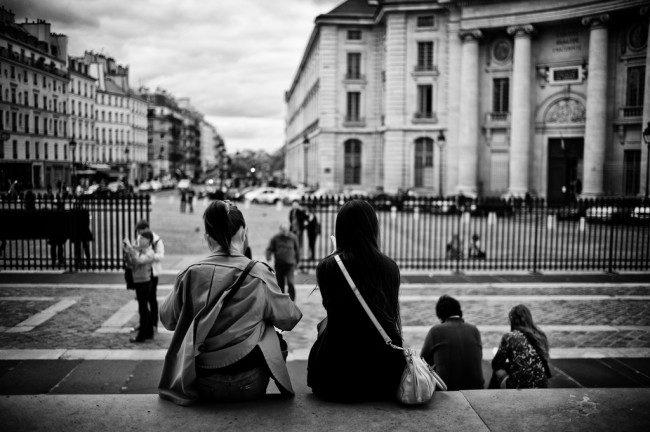 View outside the Panthéon | © wolfB1958/Flickr
