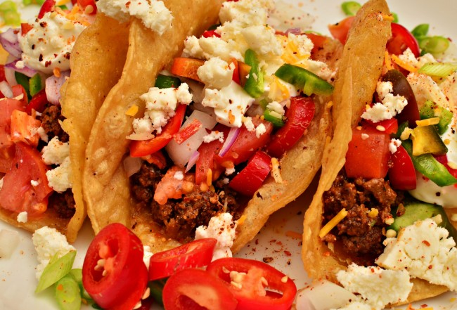 Chorizo Tacos | © jeffreyw/Flickr