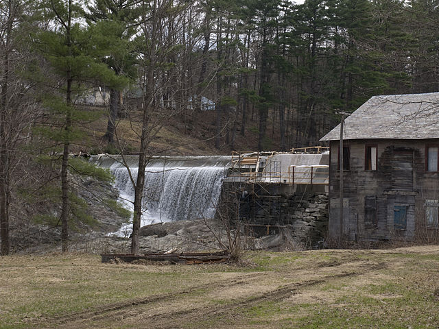 Ascutney Mill| © Ymblanter/WikiCommons