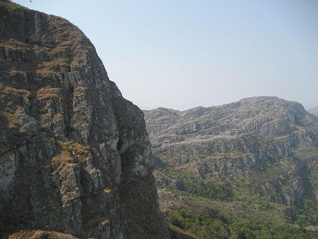 Chimanimani Mountains I © Ton Rulkens/WikiCommons