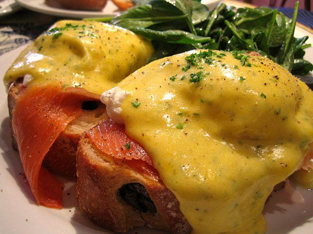 Eggs benedict| © Masyoshi/WikiCommons