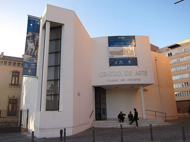 Archaological museum of Almería | © Valdavia/WiKiCommons