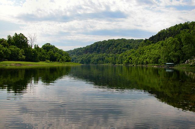 © Jpowersok/Arkansas River/Wiki Commons
